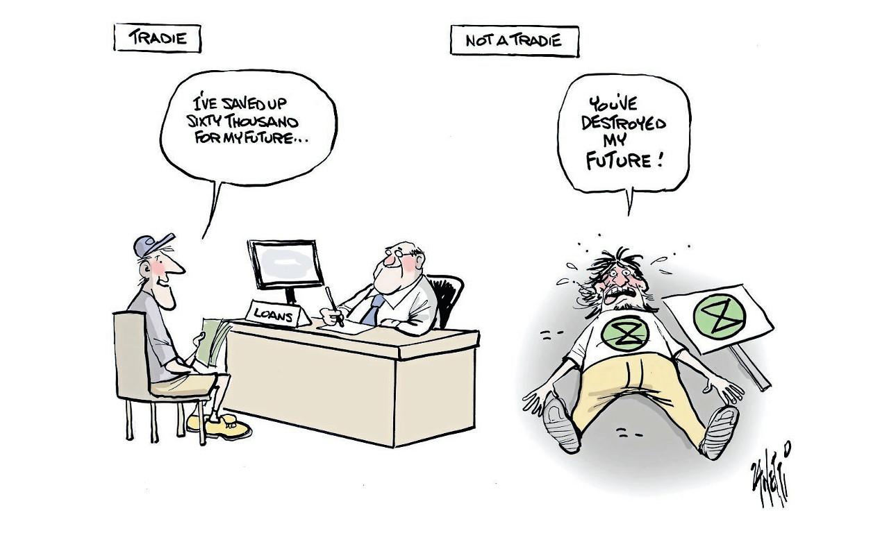Cartoon 11/10/19