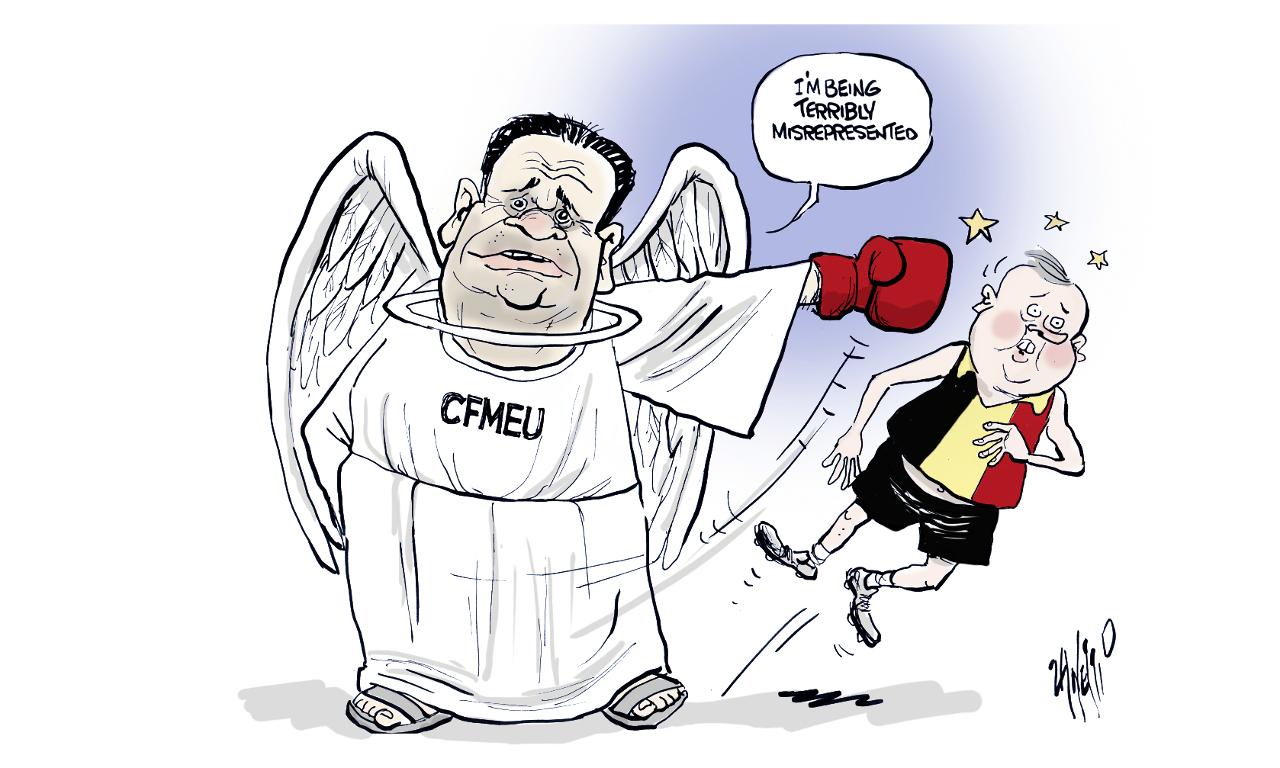 Cartoon 24/10/19