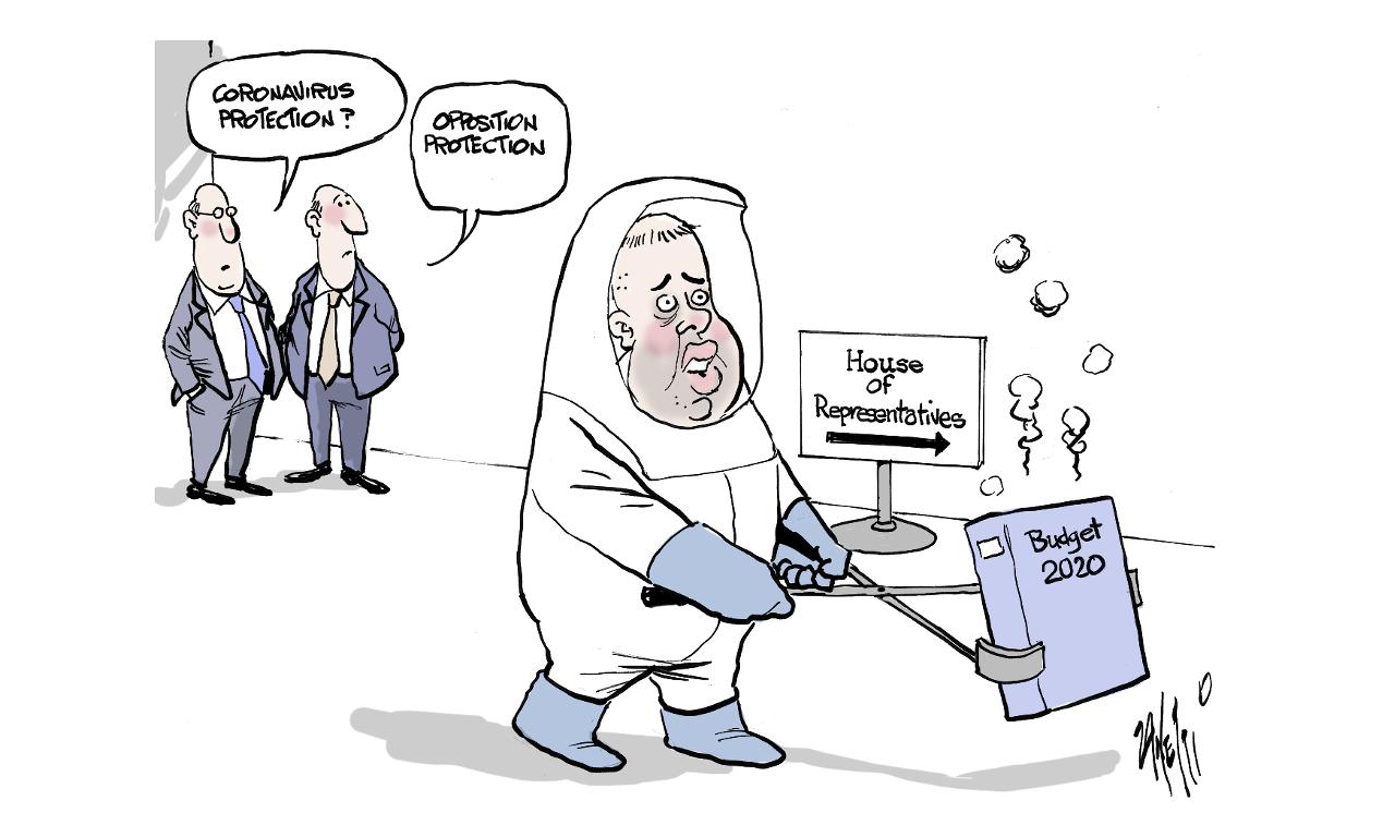 Cartoon 25/02/20