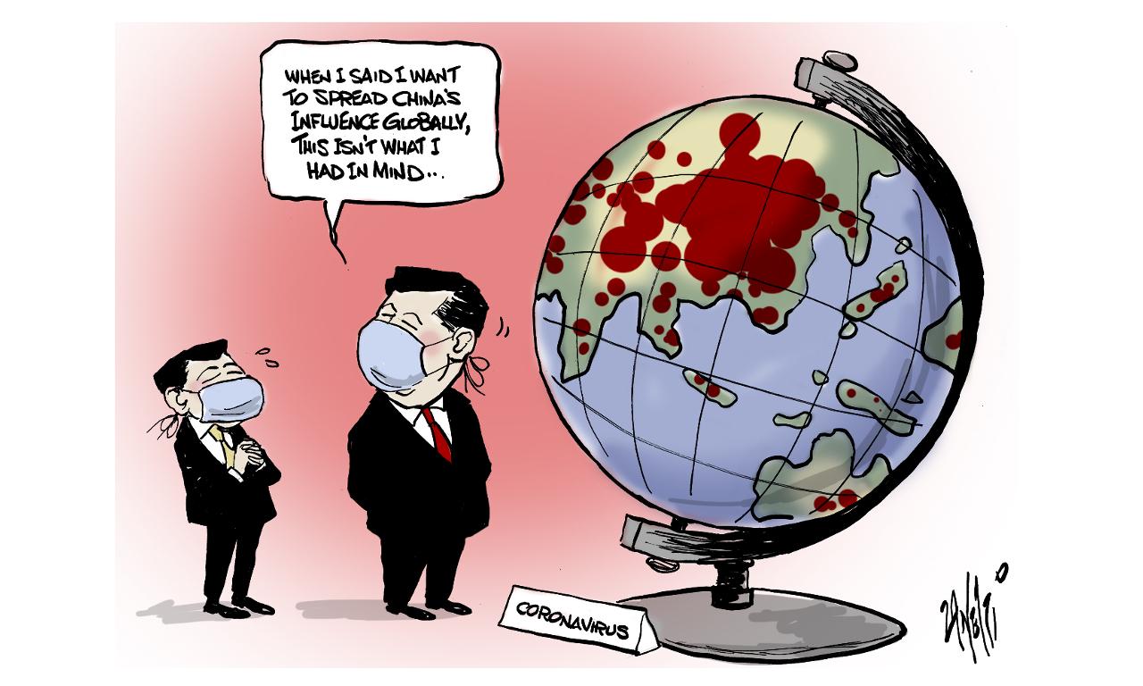 Cartoon 27/02/20