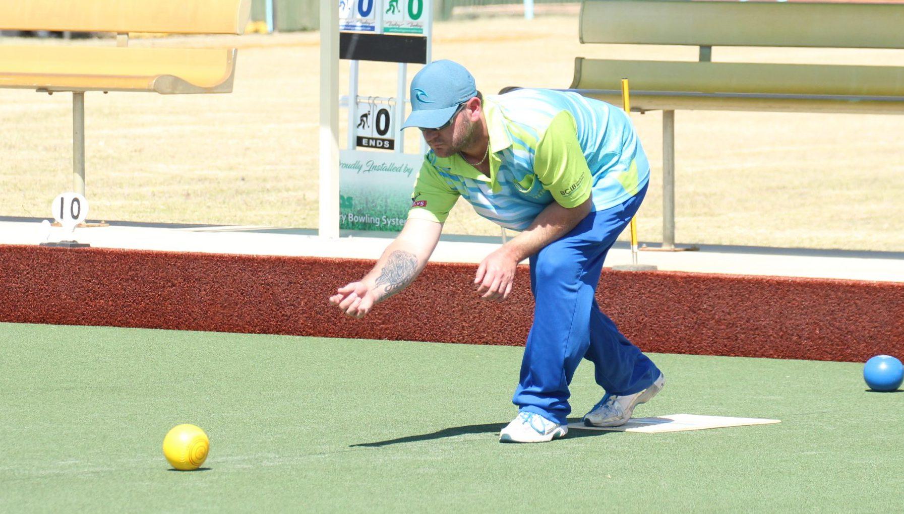 Nick Scott wins the Narrabri Sporties' 2020 Minor Singles final