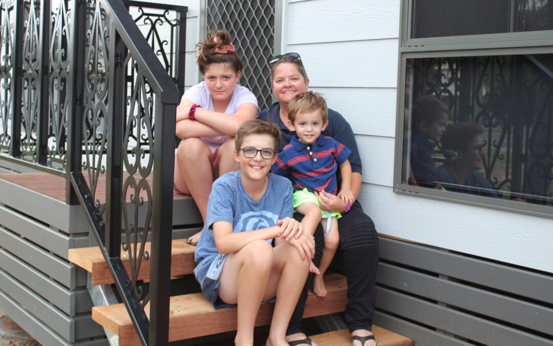 Robinson family issues a heartfelt 'thank you' as one-year anniversary of house fire approaches