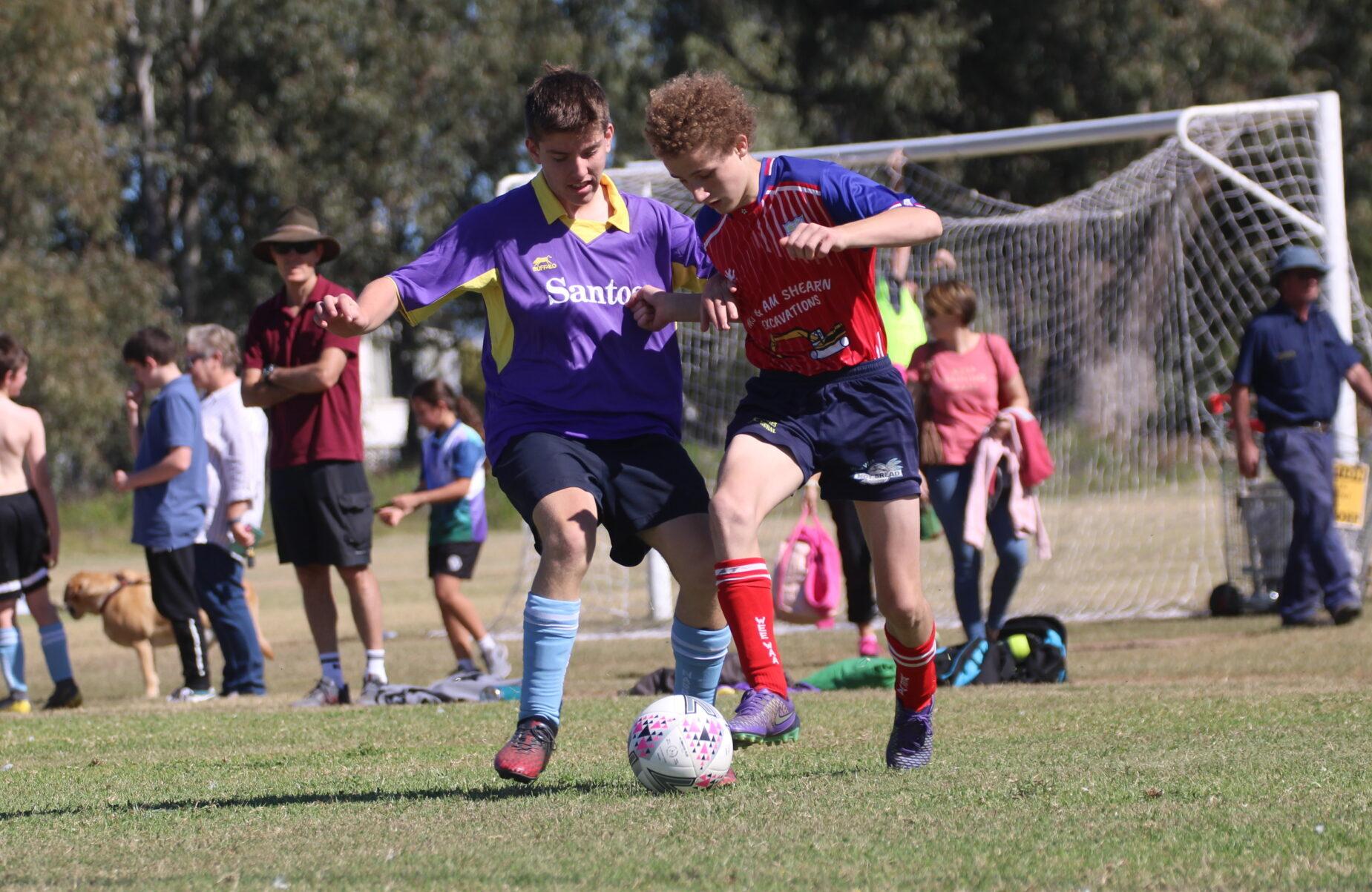Narrabri Junior Soccer registrations soar in 2021 as season kicks off