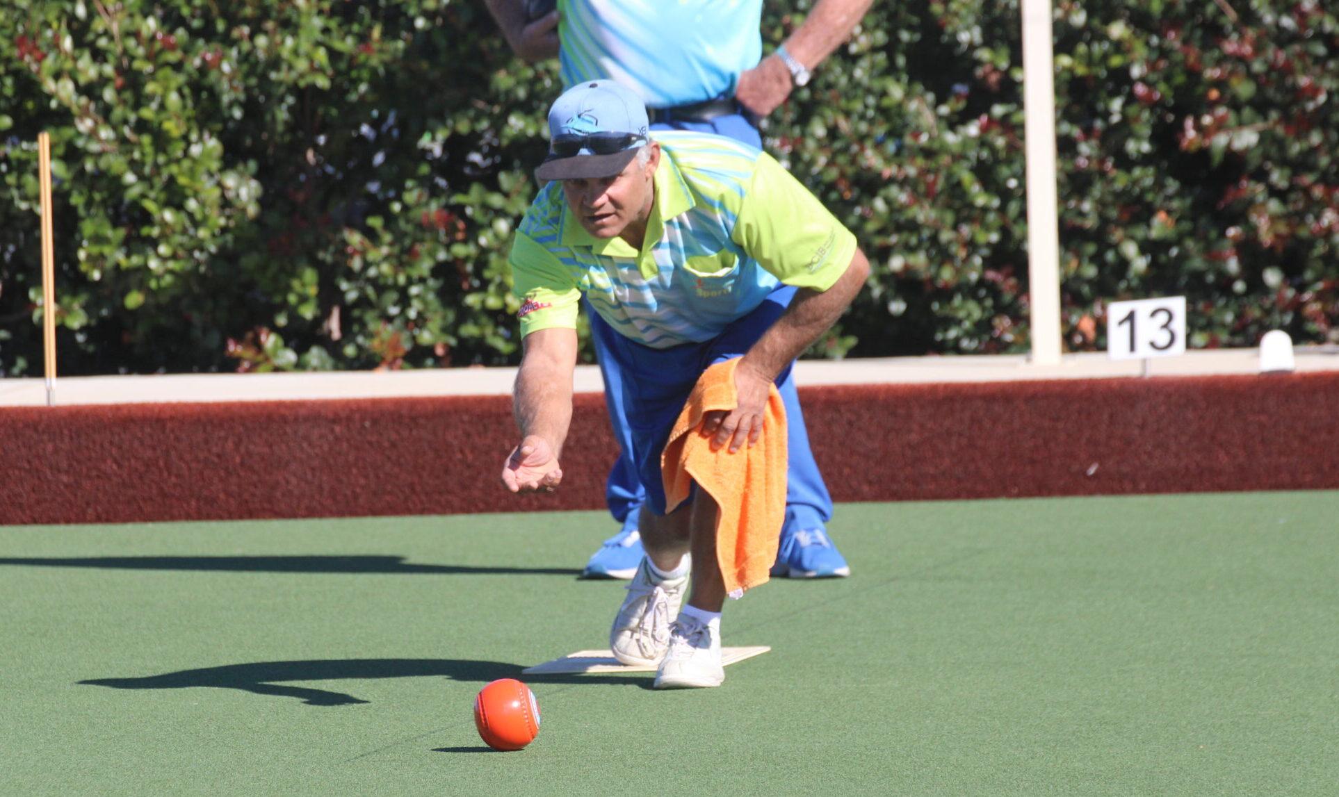 Norm Wolford books a spot in Narrabri Sporties' 2021 Major Singles final