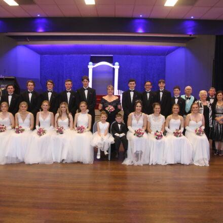 Annual Debutante Ball a gala Narrabri tradition