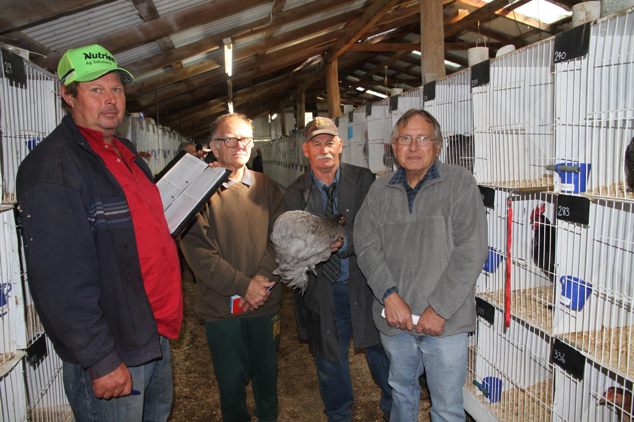 Record entries for Narrabri Poultry Show | PHOTOS