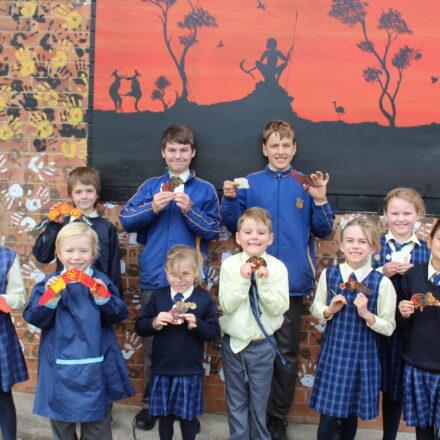 Boggabri Sacred Heart School NAIDOC celebrations