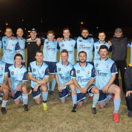 Narrabri FC secures fifth consecutive Namoi Soccer League minor premiership