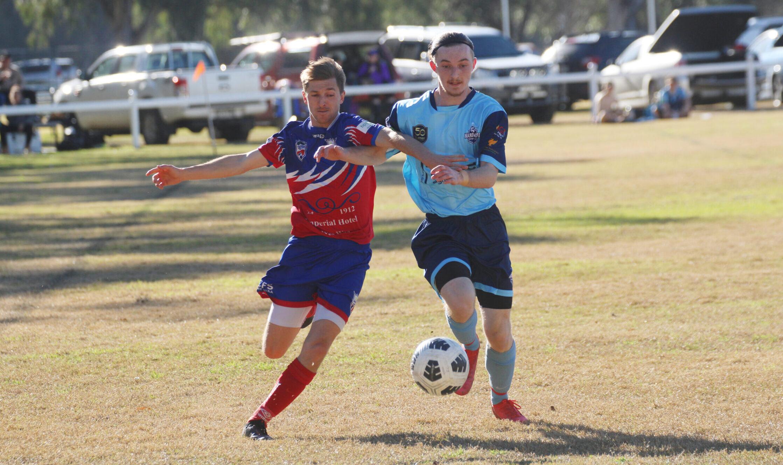 Season on the line as Namoi Soccer League teams wait for lockdown announcement