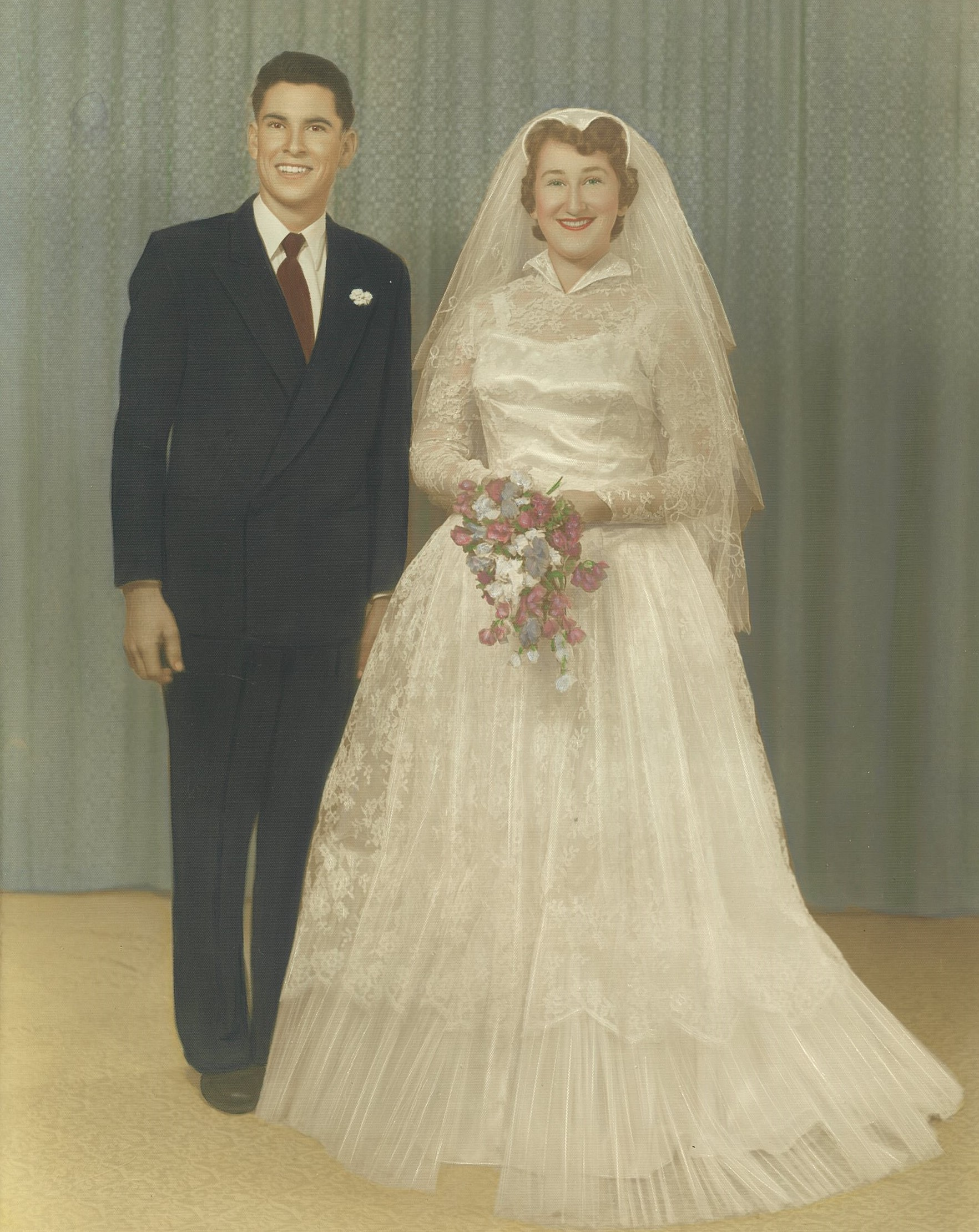 Quiet 65th wedding anniversary for Boyce and Sally Alexander   PHOTOS