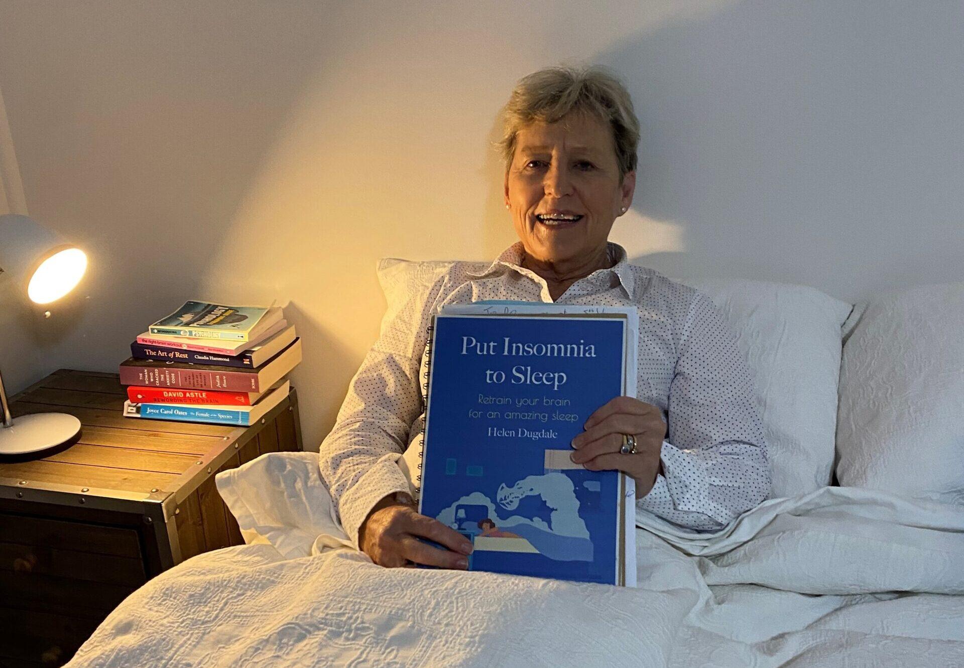 Brain coach seeking input for book about poor sleeping habits
