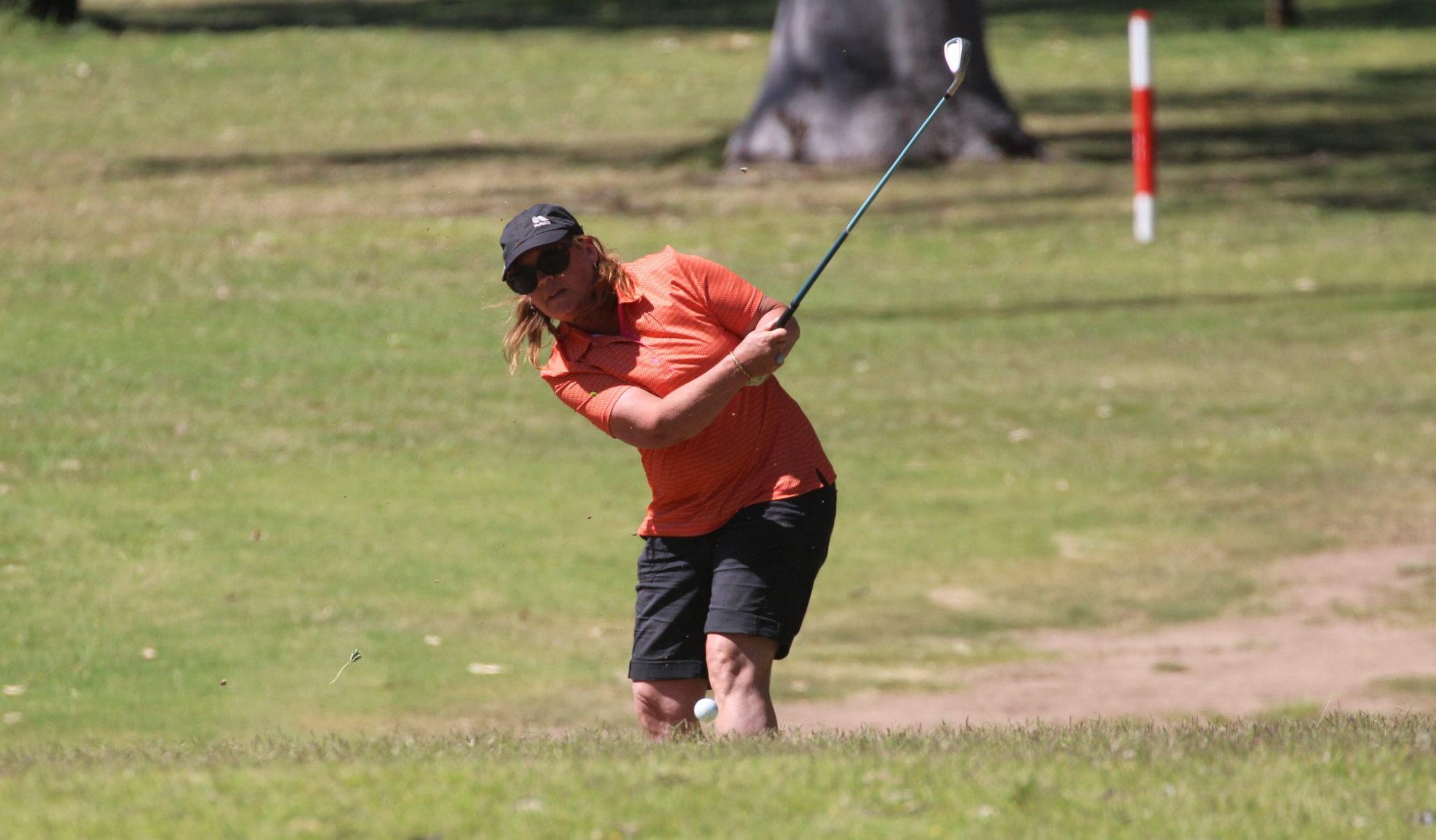 Competition golf returns to Narrabri | PHOTOS