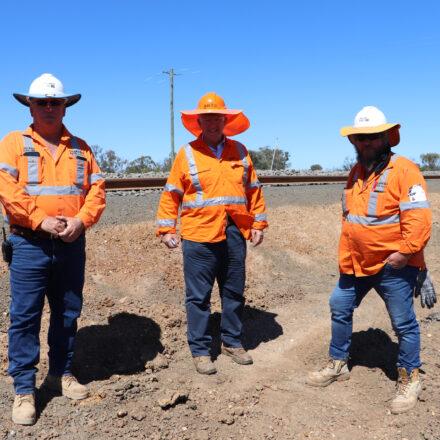 Inland Rail project's progress continues full steam ahead