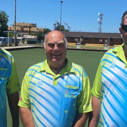 Narrabri Sporties' 2021 men's Club Triples champs crowned