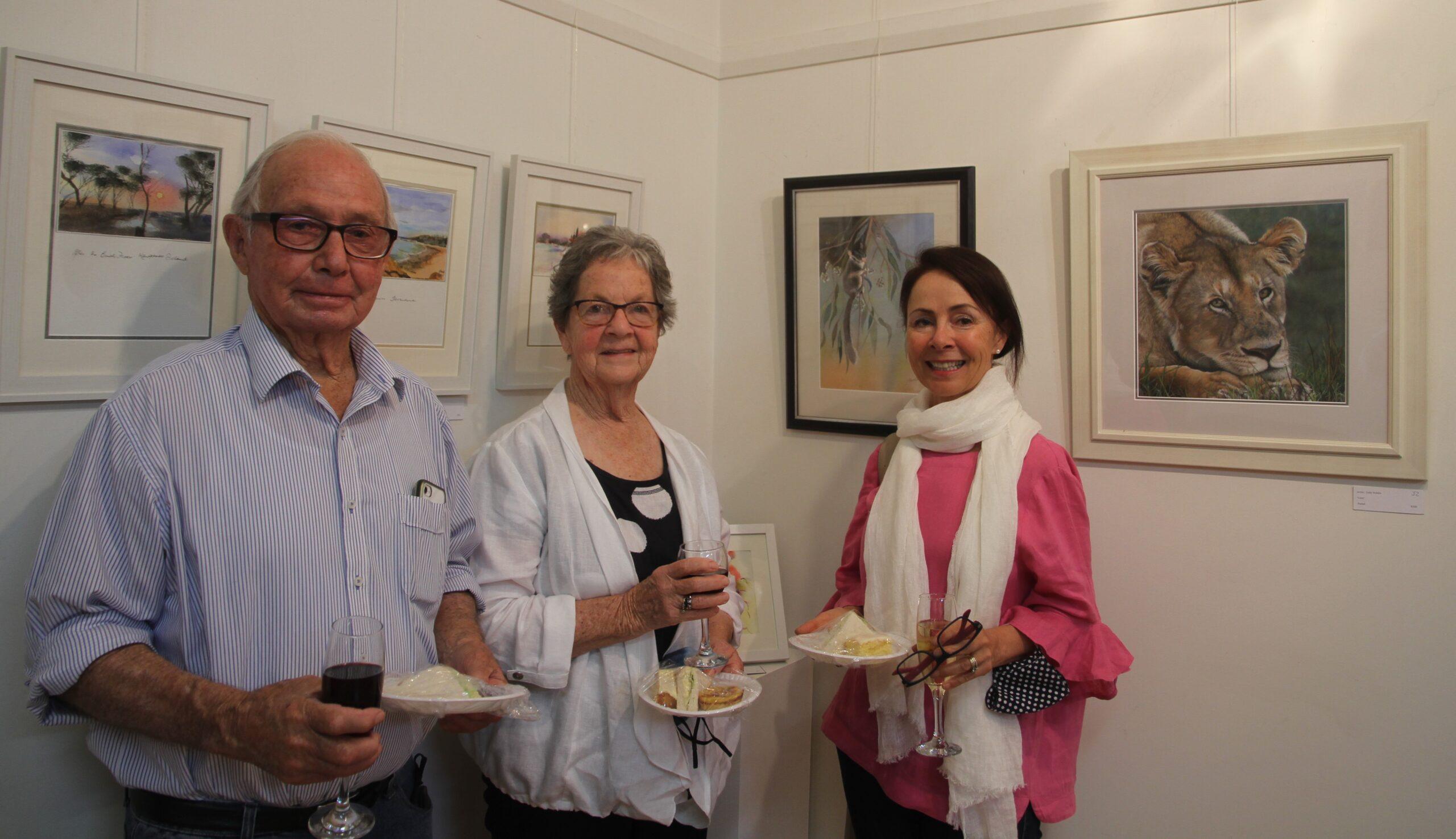 Creative Friends art exhibition 'Unmasked' | PHOTOS